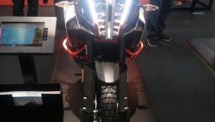 KTM 1090 Adventure R, KTM 1290 Super Adventure R, KTM 1290 Super Adventure T - New York IMS live