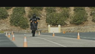 KTM 790 Duke prototype featured in a new promo video