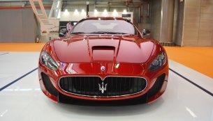 Maserati GranTurismo MC Stradale Centennial Edition - Bologna Motor Show Live