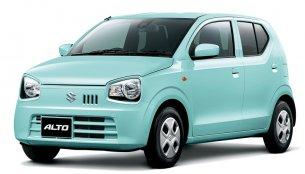 Suzuki Alto hits 5 million mark in Japan