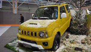 2019 Suzuki Jimny confirmed to ride on a ladder-frame platform