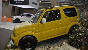 Next-gen Suzuki Jimny to get its own platform, ALLGRIP 'Pro' AWD - Report