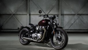 Triumph Bobber U.K prices revealed, India launch in 2017 - Report