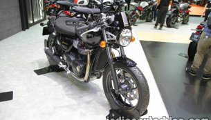 Triumph Bobber & Triumph Street Cup not coming to India for now
