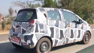 2017 Chevrolet Beat spied testing on Mumbai-Pune Expressway [Video]