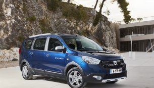 2017 Dacia Lodgy introduced with interior & exterior updates