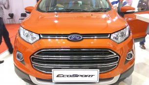 Ford EcoSport discounted up to INR 1 lakh as 2018 Ford EcoSport's launch nears - Report
