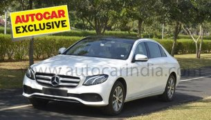 2017 Mercedes E Class LWB (V213) to launch this March - Report