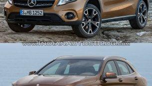 2017 Mercedes GLA vs. 2014 Mercedes GLA - Old vs. New