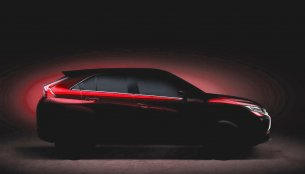 New Mitsubishi Eclipse teased, to debut in Geneva