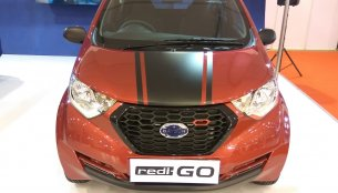 Datsun Redigo Sport showcased at APS 2017