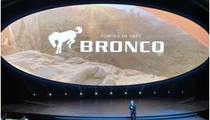 Ford Bronco to launch in 2020, will be a body-on-frame SUV