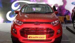 Select dealers offering INR 1.5 lakh discount on pre-facelift Ford EcoSport - Report