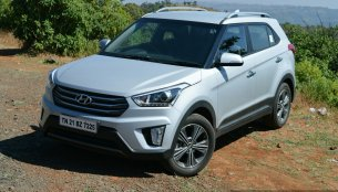 Hyundai Creta 1.6 Petrol Automatic - Review