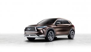 Infiniti QX50 Concept announced for 2017 NAIAS