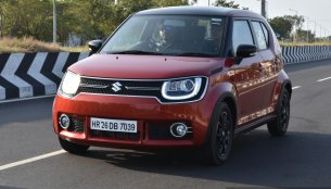 Maruti Ignis diesel variant discontinued - Report