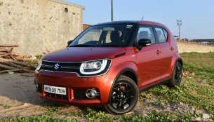 Maruti Ignis - First Drive Review