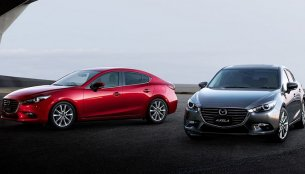 Next-gen Mazda3 with HCCI SKYACTIV engine to debut in 2018 - Report