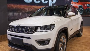 India-spec Jeep Compass to be available in petrol & diesel at launch - Report