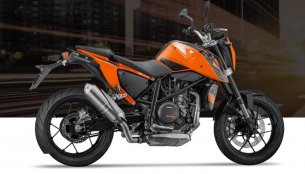 Bigger displacement KTM machines not heading to India in the near future