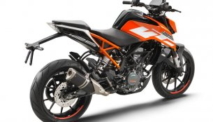KTM 125 Duke likely to launch in India in late November