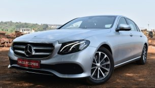 2017 Mercedes E Class (LWB) - First Drive Review