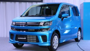 2017 Suzuki Wagon R, 2017 Suzuki Wagon R Stingray - In 29 Images