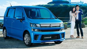 2017 Suzuki Wagon R, 2017 Suzuki Wagon R Stingray launched in Japan