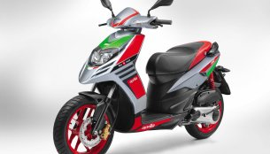 Aprilia SR150 Race launched at INR 70,288