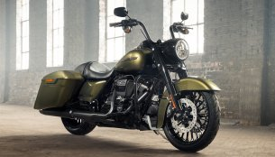 Harley Davidson Road King Special launched at USD 21,999