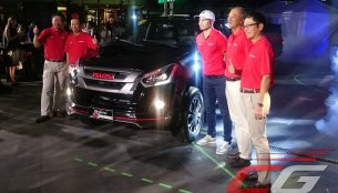 Isuzu D-Max X-Series launched in Philippines