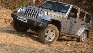 Jeep Wrangler Unlimited petrol launched at INR 56 lakh