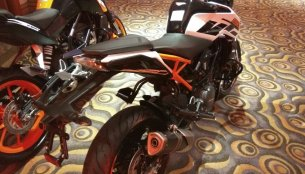 KTM Duke 250 sales in India at 2300 units in Q1 FY 2017-18