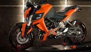 KTM Duke 390 & KTM Duke 200 Streetx conversion kit introduced by Autologue Design