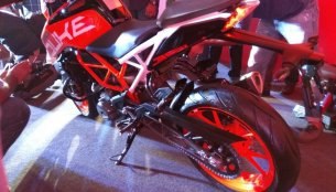 Dealers contacting 2017 KTM Duke 390 owners for headlamp software update