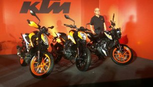 India set to become the world's largest market for KTM - Report