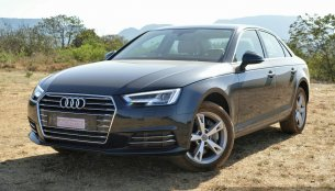 2017 Audi A4 diesel - First Drive Review