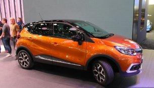 Renault could build larger 'Grand Captur', European report claims