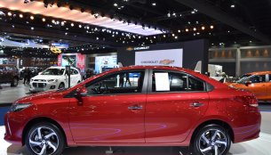 Toyota Vios to debut at Auto Expo 2018 - Report