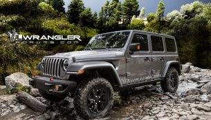 2018 Jeep Wrangler (4th gen) exterior revealed in leaked images (Update)