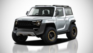 Next gen Mahindra Thar to be based on an all-new platform - Report
