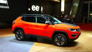 Jeep Compass Trailhawk India launch in 2018 confirmed - Report
