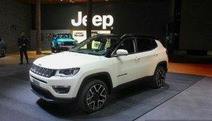 India-bound Jeep Compass - Geneva Motor Show Live
