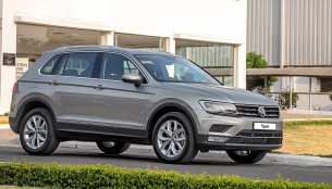 VW Tiguan to launch in India in first week of May - Report