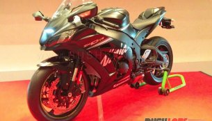 Kawasaki ZX10RR launched in India at INR 21.9 lakhs