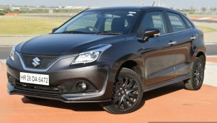 Maruti Baleno RS - First Drive Review