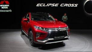 Mitsubishi Eclipse Cross - 2017 Geneva Motor Show Live