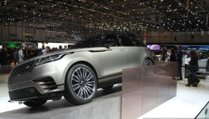 Range Rover Velar to launch in India in November - Report