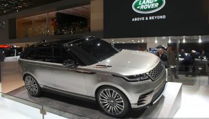 JLR dealers accepting bookings for Range Rover Velar in India