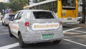 Fiat Argo to go on sale in Brazil in May - Report